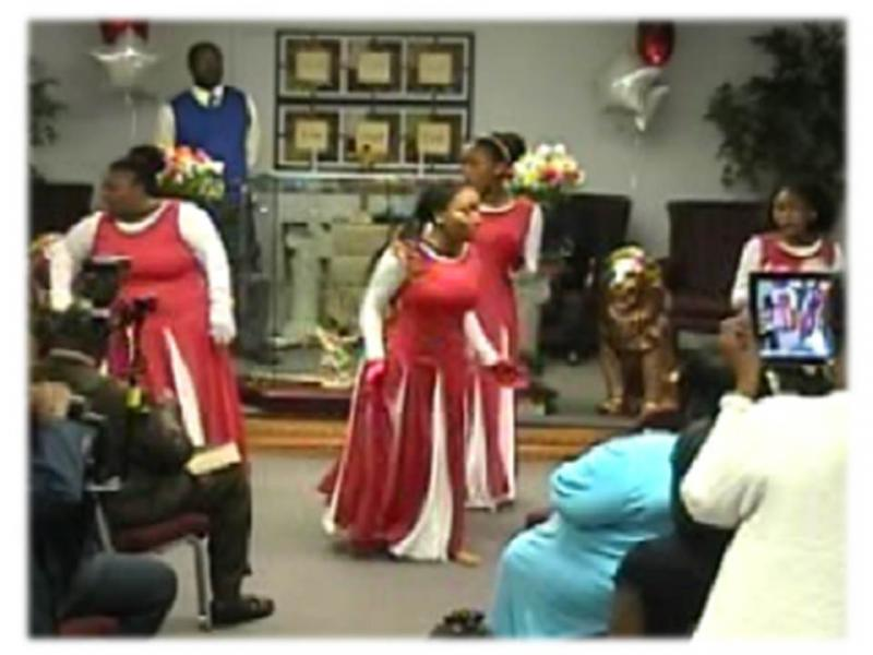 Grace & Mercy  Praise Dancer's